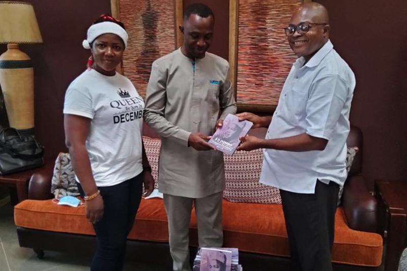 Busia Institute Donation_UBIDS