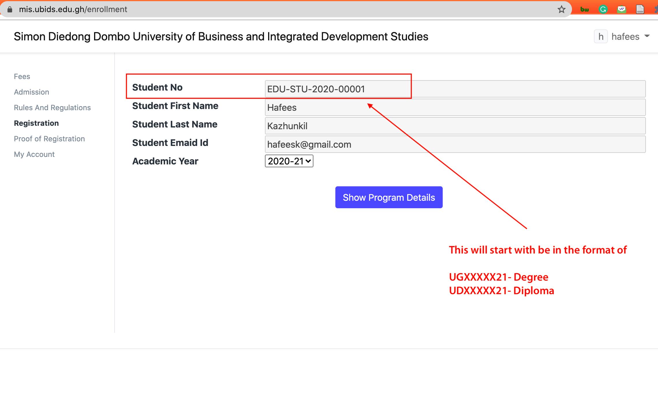Main Registration_UBIDS 2