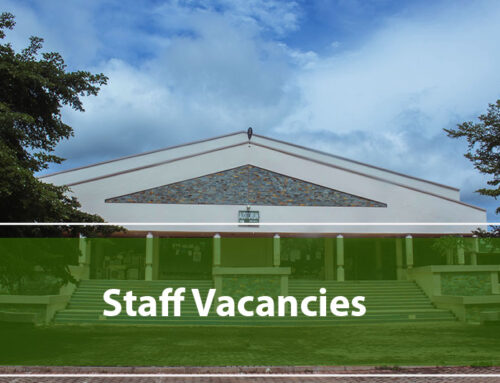 Staff Vacancies – SDD UBIDS