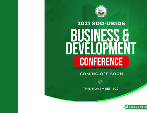 2021 Business and Development Conference Notice