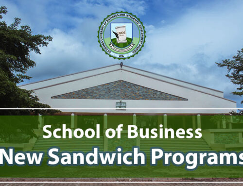 UBIDS School of Business Introduces New Sandwich Programs and Call for Applications