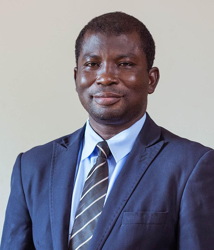 Mr. Job Asante