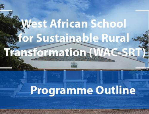 Programme of WAC-SRT Special School