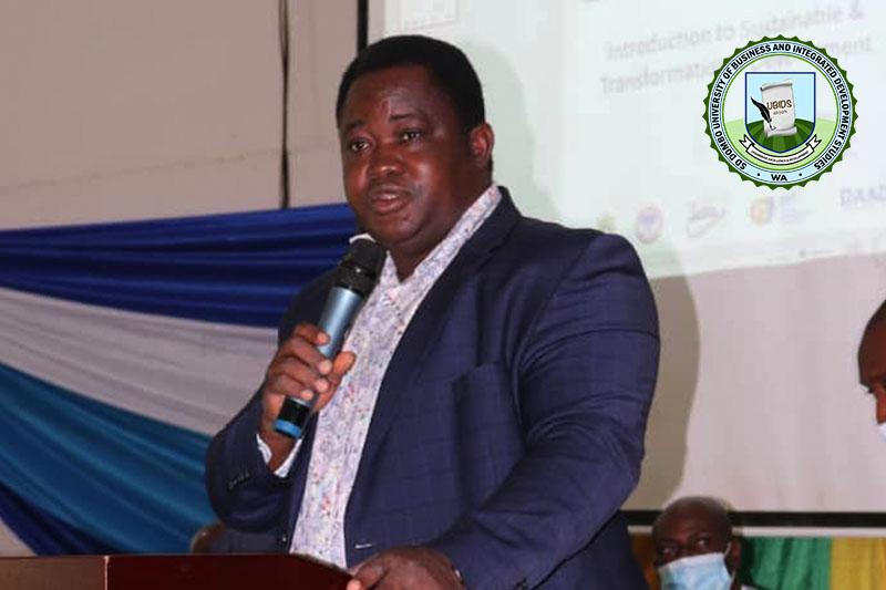Dr Ayamga tells_SDD_UBIDS