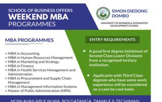 Weekend_MBA_UBIDS
